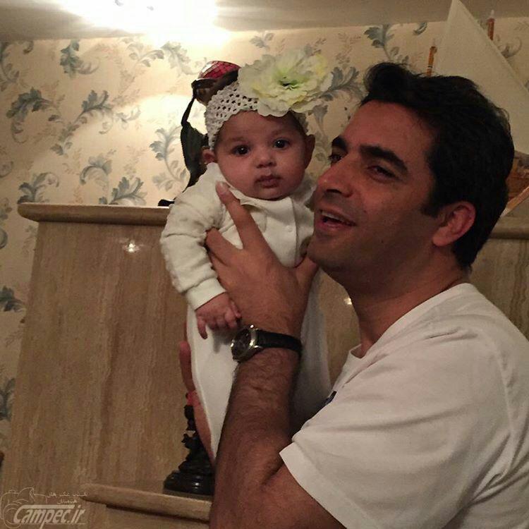عکس های یکتا ناصر با همسر و دخترش